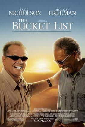 bucket list non è mai troppo tardi