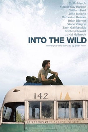 Into the wild - locandina