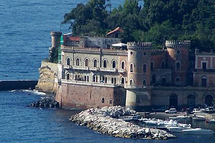 VIlla Volpicelli, location di