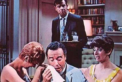 Risultati immagini per la strana coppia film 1968