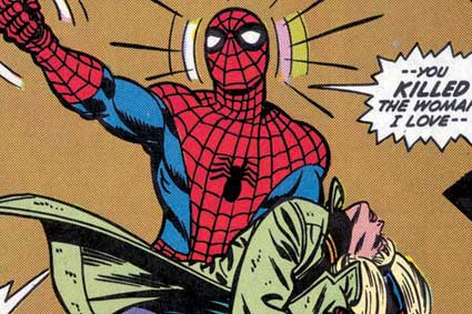 ''The amazing Spider-man'', il fumetto